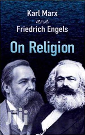 Karl Marx And Friedrich Engels On Religion   Books & Games for sale in Nairobi, Nairobi Central
