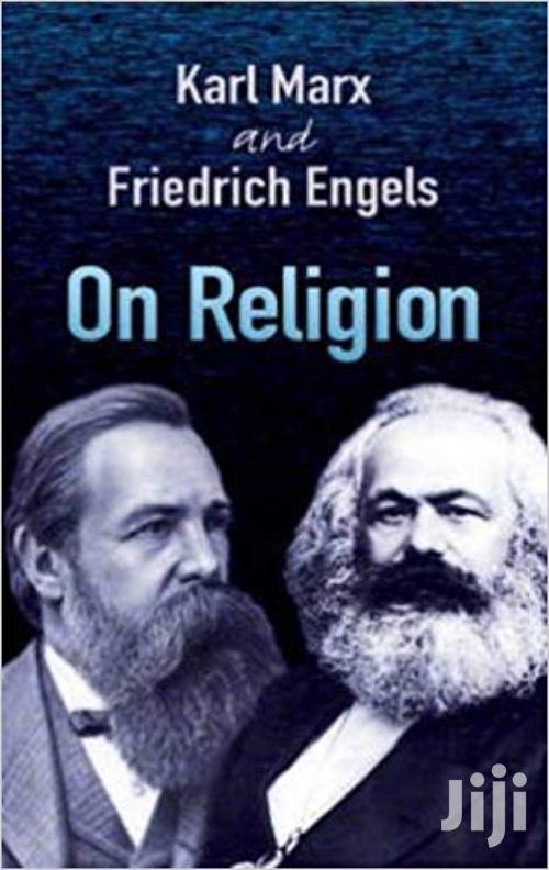 Karl Marx And Friedrich Engels On Religion