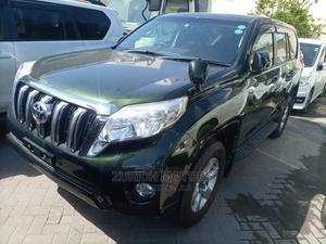 Toyota Land Cruiser Prado 2014 2.7 VVT-i Green   Cars for sale in Mombasa, Mombasa CBD