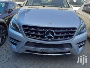 Mercedes Benz M Class 2013 Silver   Cars for sale in Mombasa, Mvita