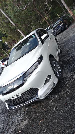 Toyota Harrier 2015 White | Cars for sale in Nairobi, Nairobi Central