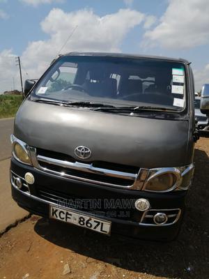 Toyota Hiace Box   Buses & Microbuses for sale in Nairobi, Karen