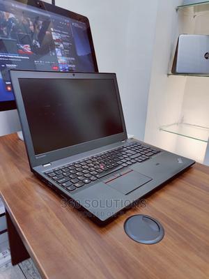 Laptop Lenovo ThinkPad T550 8GB Intel Core I7 SSD 256GB   Laptops & Computers for sale in Nairobi, Nairobi Central