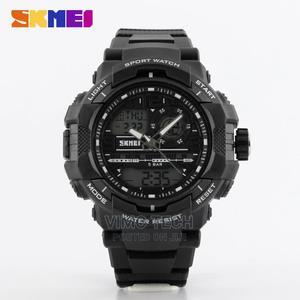 Skmei 1164 Black | Watches for sale in Nairobi, Nairobi Central