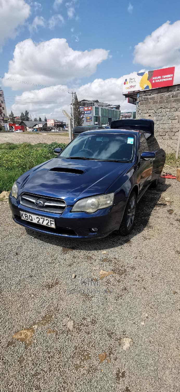 Subaru Legacy 2003 Blue | Cars for sale in Ruiru, Kiambu, Kenya