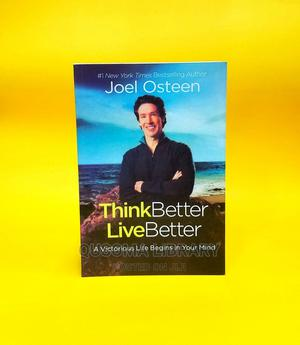 Think Better-Joel Osteen | Books & Games for sale in Kiambu, Juja