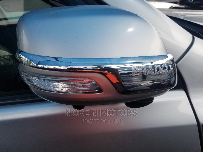 Toyota Land Cruiser Prado 2015 Silver   Cars for sale in Mombasa CBD, Mombasa, Kenya