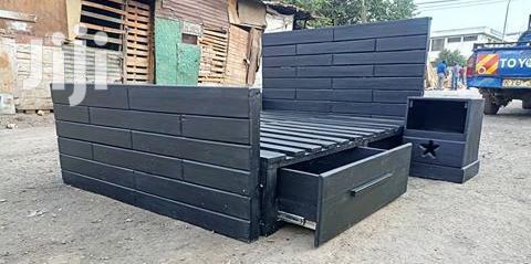 Pallet Beds/Pallet Furniture/Hardwood Beds/5by6 Beds/Unique Beds