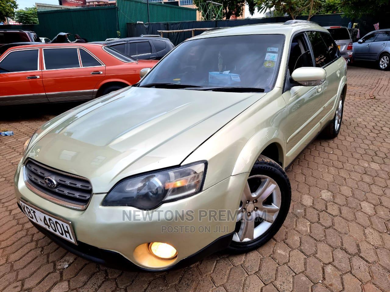 Subaru Outback 2006 Gold   Cars for sale in Kilimani, Nairobi, Kenya