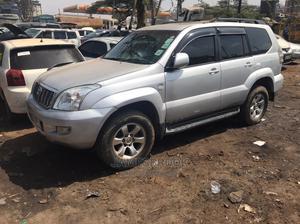 Toyota Land Cruiser Prado 2006 Silver | Cars for sale in Nairobi, Roysambu