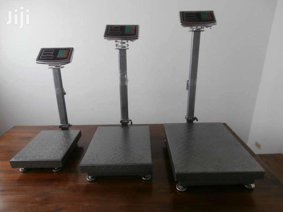 500kg Industrial Platform Weighing Scale | Store Equipment for sale in Nairobi Central, Nairobi, Kenya