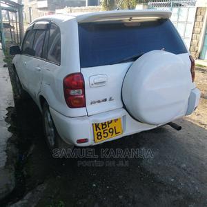 Toyota RAV4 2004 2.0 4x4 Executive White   Cars for sale in Nakuru, Nakuru Town East