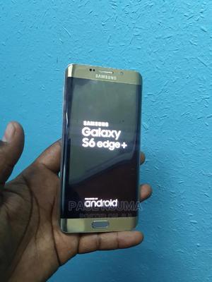 Samsung Galaxy S6 Edge Plus 32 GB Gold   Mobile Phones for sale in Nairobi, Nairobi Central