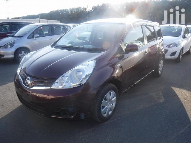 New Nissan Note 2012 1.4 Red