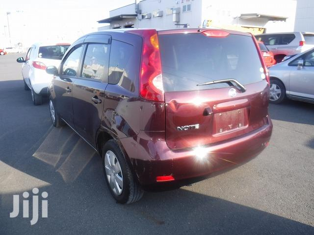 New Nissan Note 2012 1.4 Red | Cars for sale in Mvita, Mombasa, Kenya