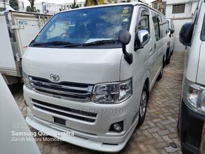 Toyota HiAce 2013 White   Buses & Microbuses for sale in Mombasa, Mombasa CBD