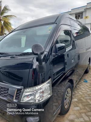 Nissan Nv350 Caravan Long Chassis Auto Diesel Black Color   Buses & Microbuses for sale in Mombasa, Mombasa CBD