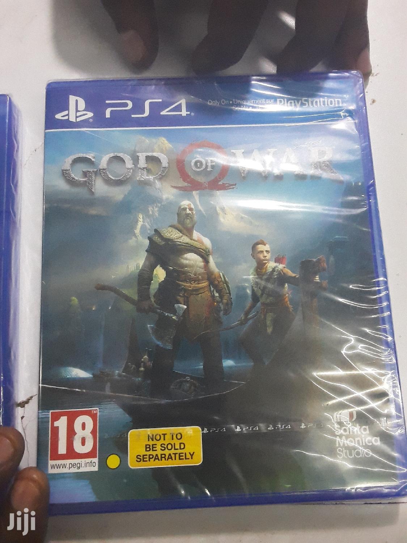 God Of War(Latest)