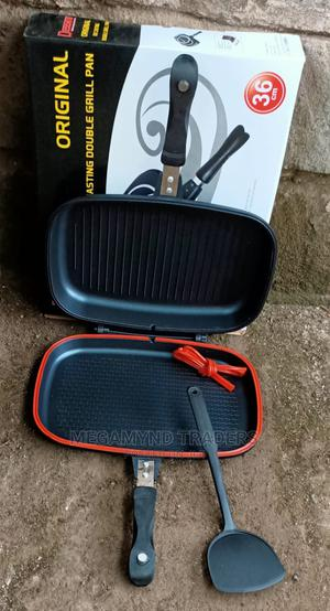 Double Grill Pan/40cm Dessini Pan | Kitchen & Dining for sale in Nairobi, Nairobi Central