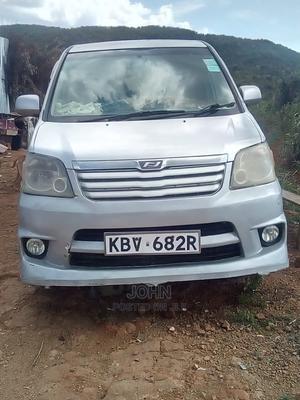 Toyota Noah 2006 Silver | Cars for sale in Nakuru, Gilgil