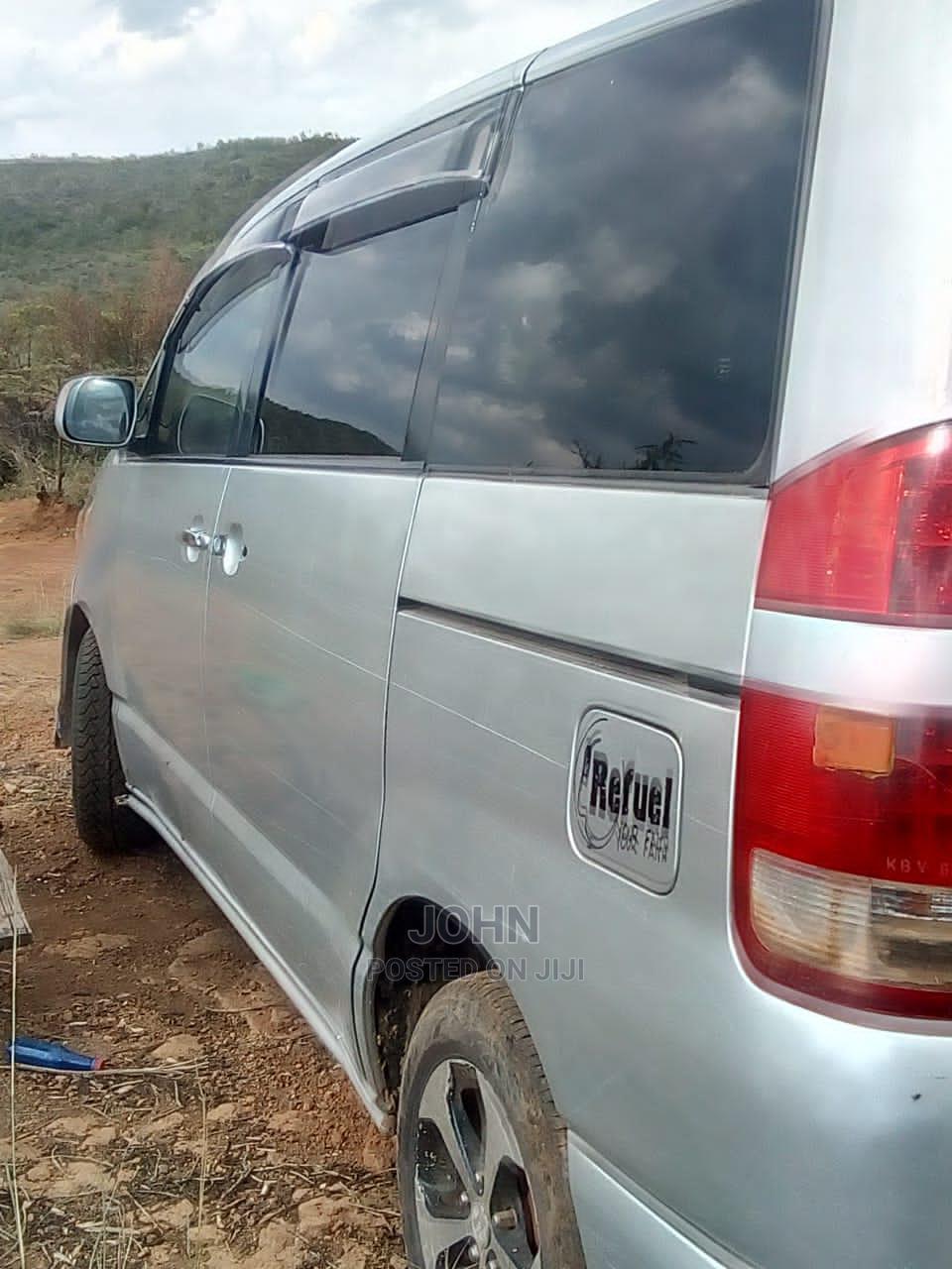 Toyota Noah 2006 Silver | Cars for sale in Gilgil, Nakuru, Kenya