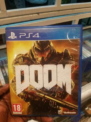 Ps4 DOOM Pre Owned | Video Games for sale in Nairobi, Nairobi Central