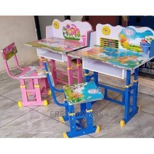 Kids Study Desk Adjustable For Sale   Children's Furniture for sale in Nairobi, Nairobi Central