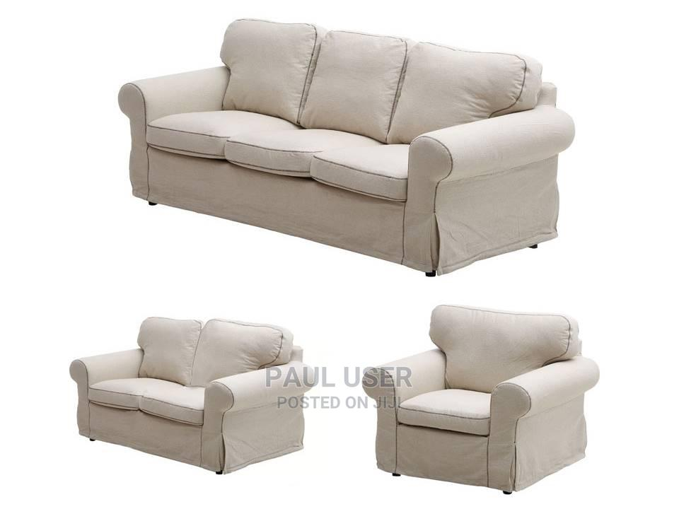 Imported Brand New American Style Fabric Sofa Set 1+1+2+3