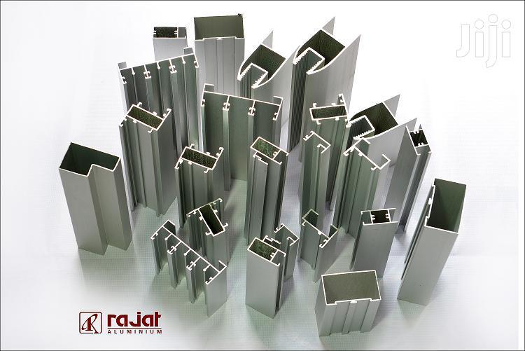 Archive: Glass And Aluminium Profiles