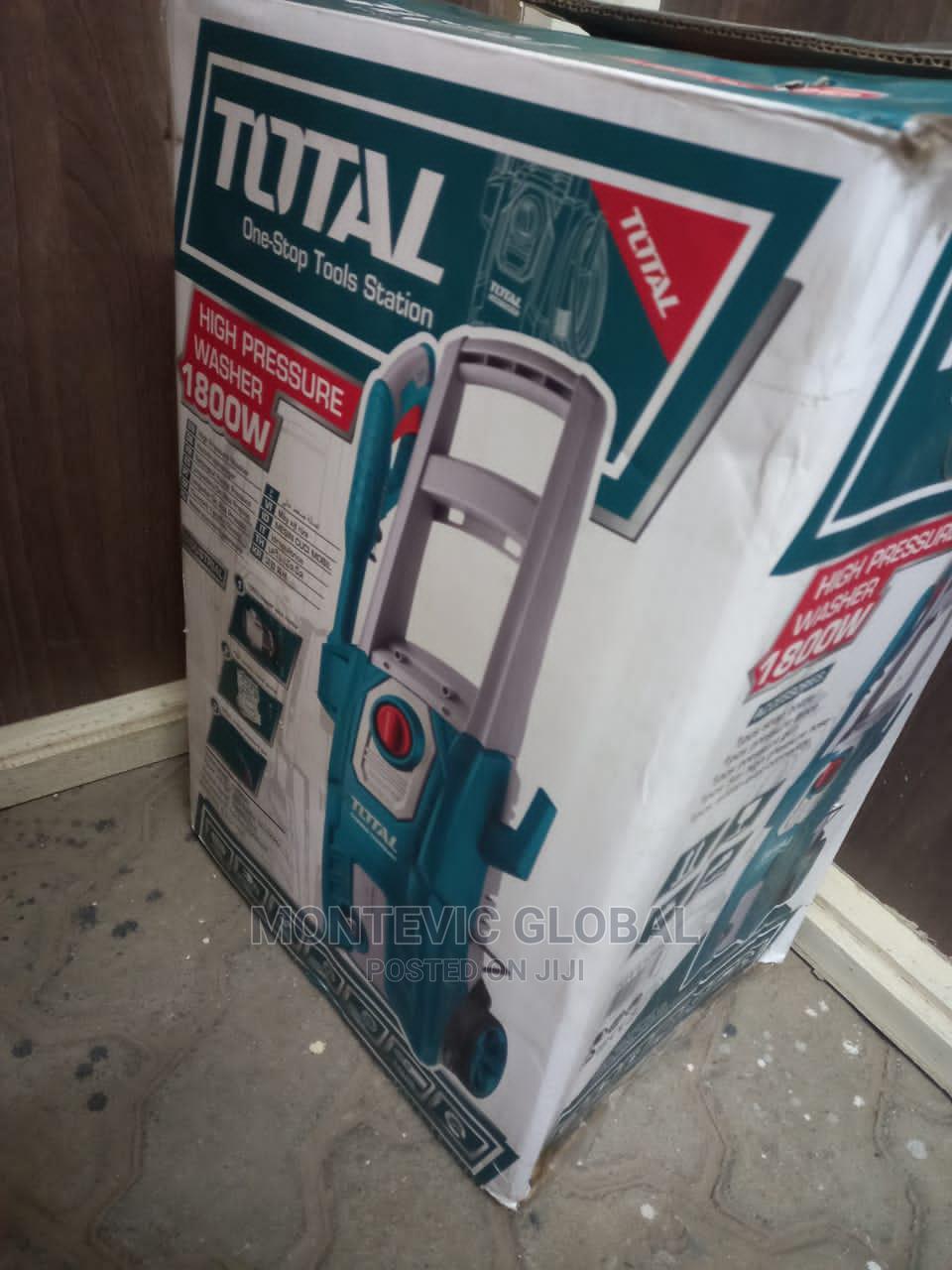 Total Domestic Use Car Pressure Wash Machine