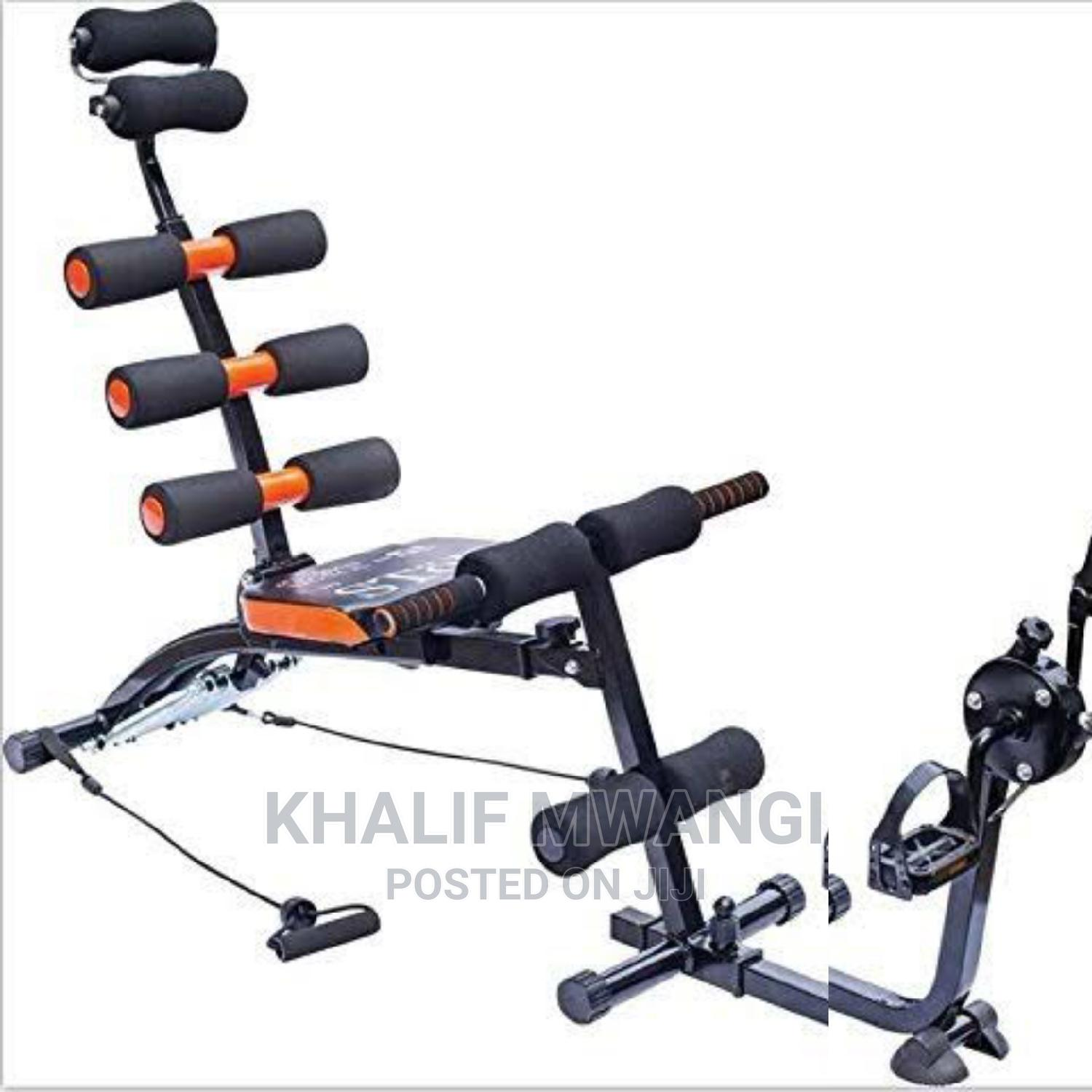 Archive: *6 Pack Care Wondercore Exercise With Pedal*