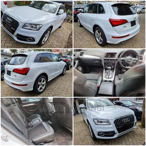 Audi Q5 2014 White | Cars for sale in Nairobi, Kilimani