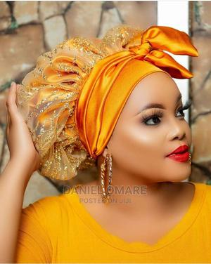 Head Turban Orange Colour | Clothing Accessories for sale in Nairobi, Nairobi Central