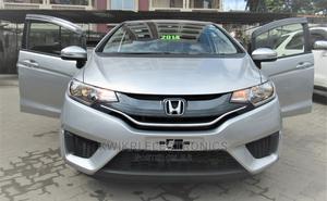 Honda Fit 2013 5D Sport Silver | Cars for sale in Mombasa, Mombasa CBD