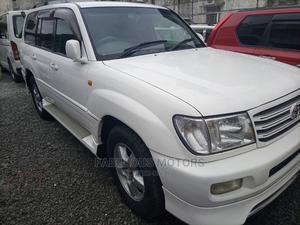 Toyota Land Cruiser 2007 100 4.7 Executive White | Cars for sale in Mombasa, Mombasa CBD