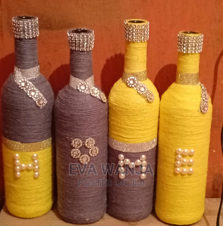 Bottle Threading