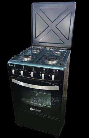 Nunix 4gas Standing Cooker   Kitchen Appliances for sale in Nairobi, Nairobi Central