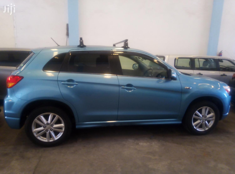 Archive: Mitsubishi RVR 2012 2.0 Blue