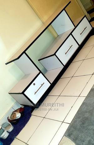 A White Tv Stand | Furniture for sale in Nairobi, Kawangware
