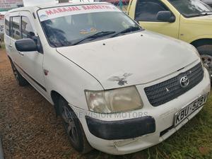 Toyota Succeed 2005 White   Cars for sale in Kiambu, Thika