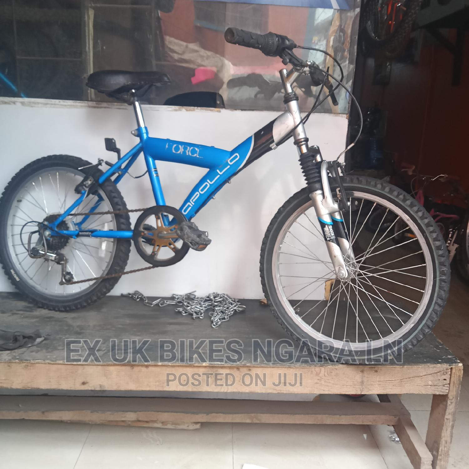 Ex UK Size 20 Bicycle for 7-9 Yr Old | Sports Equipment for sale in Ngara, Nairobi, Kenya