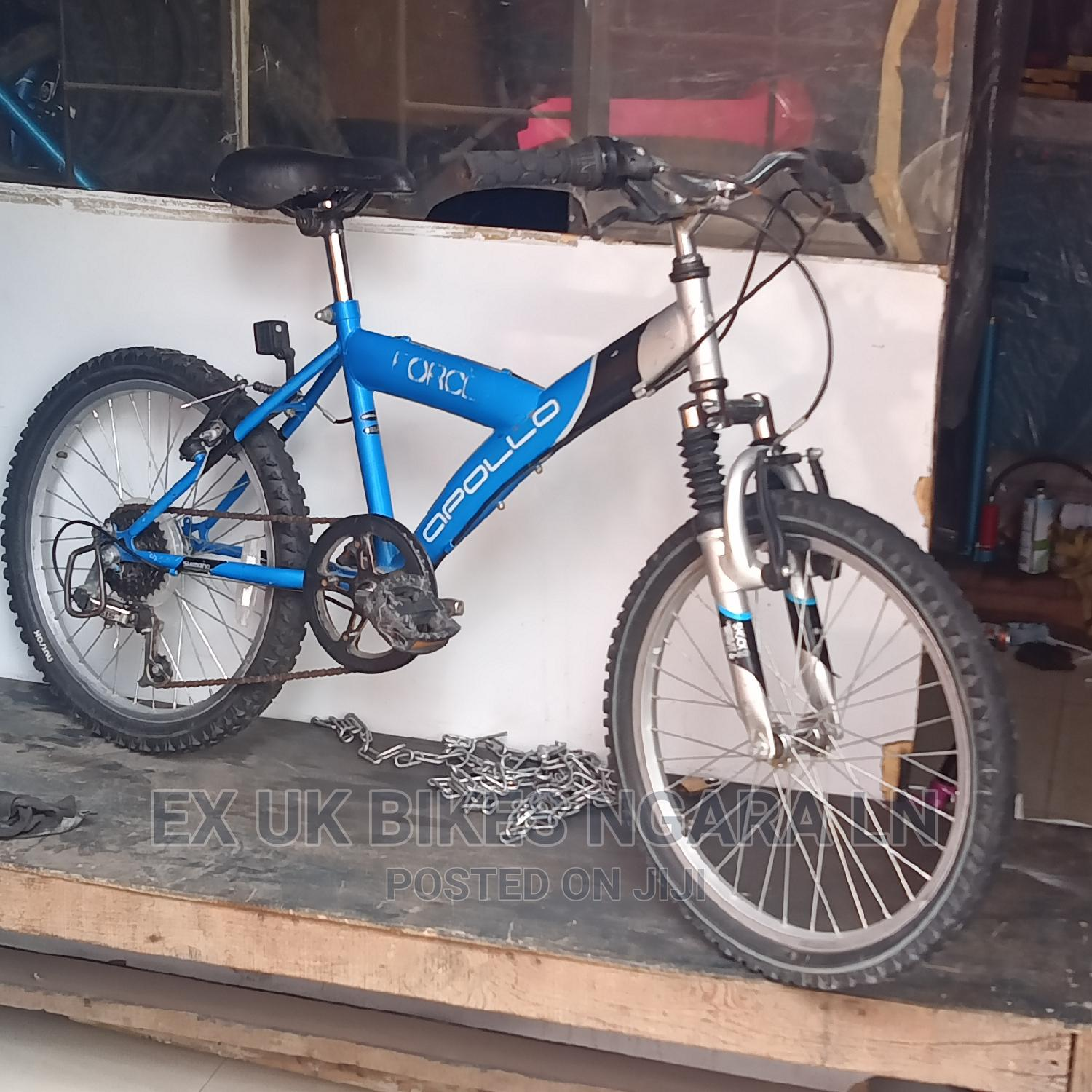 Ex UK Size 20 Bicycle for 7-9 Yr Old