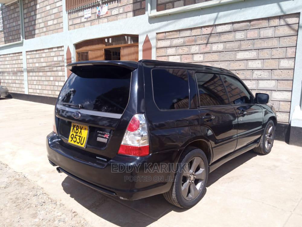 Subaru Forester 2008 2.0 Sports Black   Cars for sale in Ngara, Nairobi, Kenya