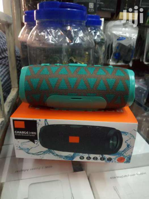 Charge 3 Bluetooth Speakers Available