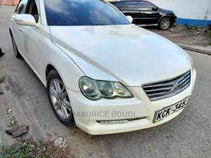 Toyota Mark X 2009 White | Cars for sale in Mombasa, Makadara (Msa)
