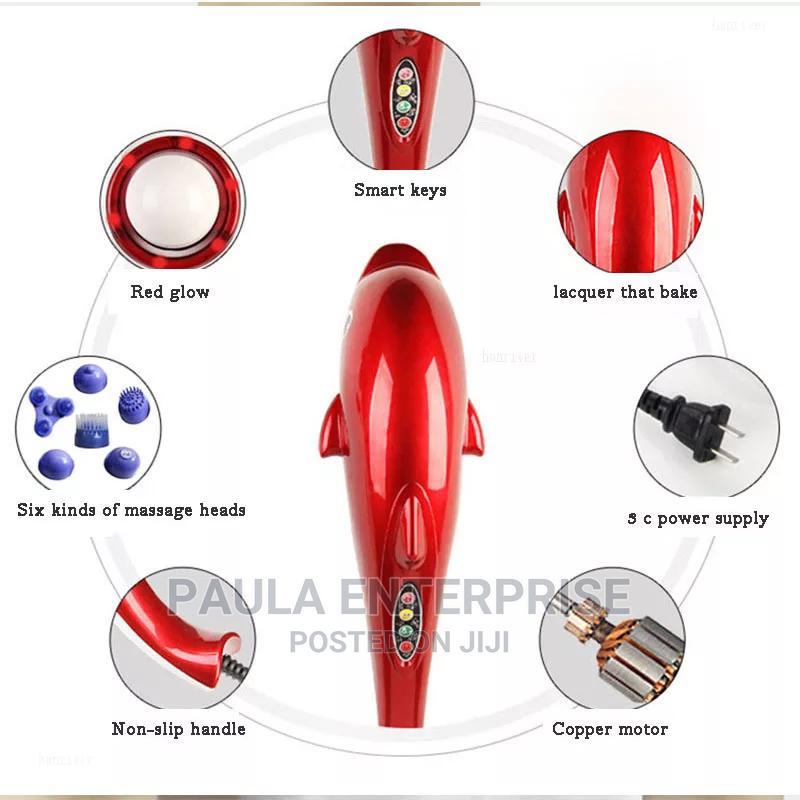 Archive: Dolphin Body Massager