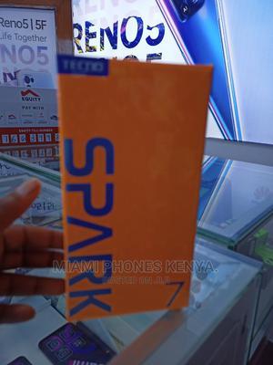 New Tecno Spark 7 64 GB Blue   Mobile Phones for sale in Nairobi, Nairobi Central