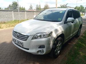 Toyota Vanguard 2011 White | Cars for sale in Nairobi, Muthaiga