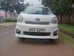 Toyota Voxy 2012 White | Cars for sale in Nairobi, Ridgeways