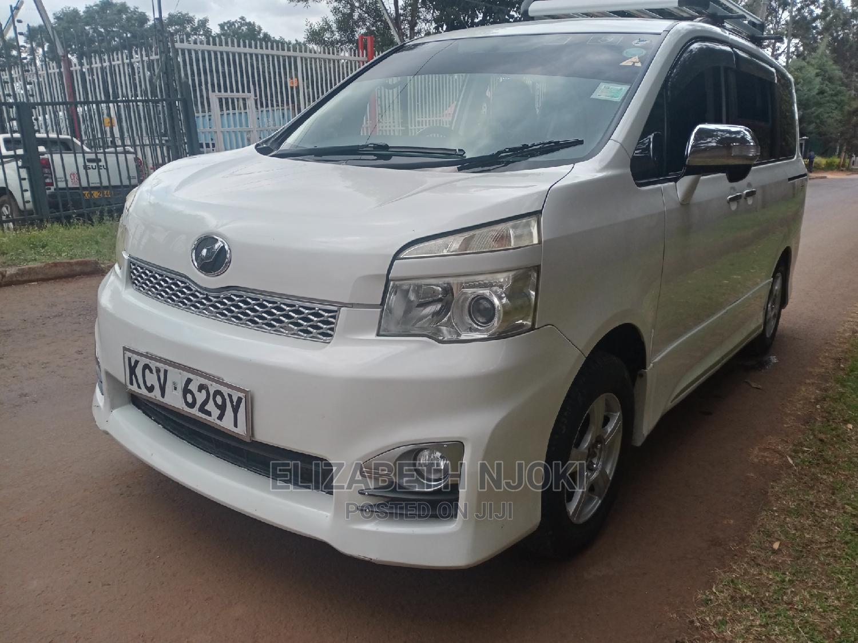 Toyota Voxy 2012 White | Cars for sale in Ridgeways, Nairobi, Kenya